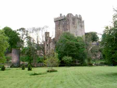 Blarney Castle - Yes you should kiss the Blarney Stone!
