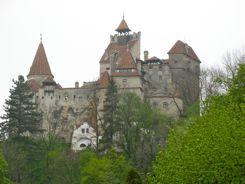 Bran Castle, Romania - Home of Dracula