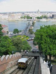 Budapest Funicular - Budavari Skirlo