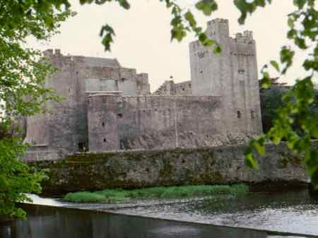 Cahir Castle - One Of Ireland's Largest