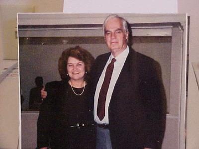 Tom McCune and Kathleen