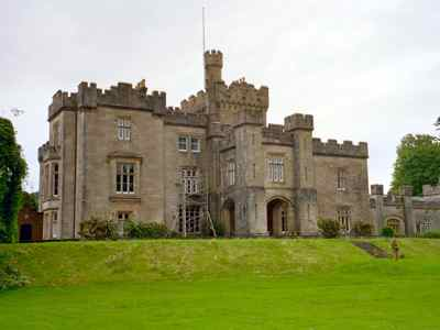 Your hotel is your castle... or B&B or...
