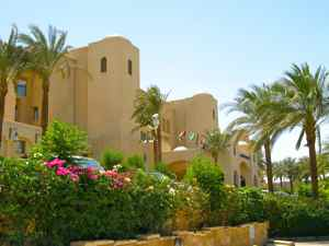 Intercontinental Hotel in Aqaba, Jordan