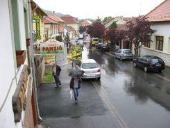 Entering Tokaj Village