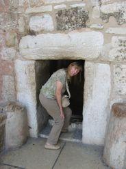Door of Humility, Church of the Nativity - Bethlehem