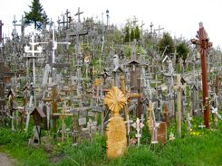 Hill of Crosses of Lithuania