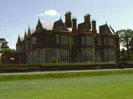 Muckross House near Killarney