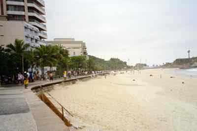 Rio de Janiero - small local hotel