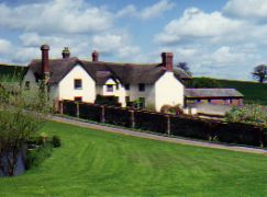 Devon, U.K. - Sir Walter Raleigh House