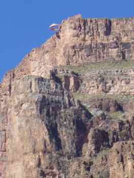 Grand Canyon Skywalk... a different view!