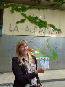 Tickets to the Nasrid Palaces in The Alhambra