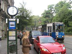 Tram to Krakow Neighborhoods