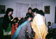 Dancing at wedding practice Pakistan