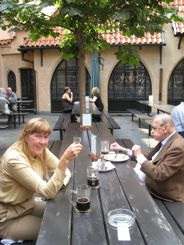 U Flecku Beer Hall Prague