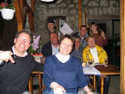 Wine Tasting Friends in Eger Hungary