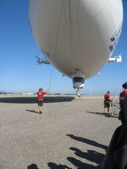 The Zeppelin Eureka in California